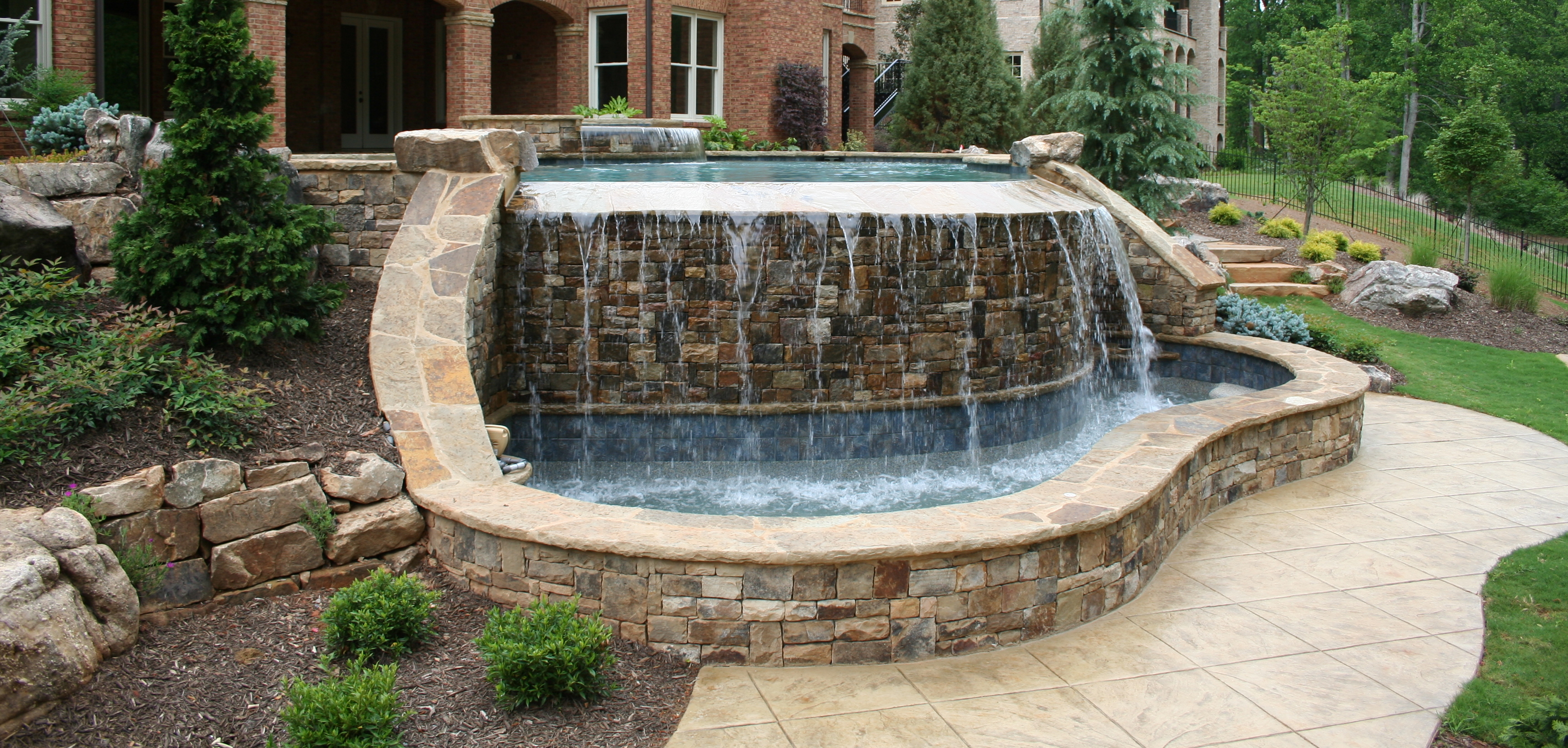 Your eye-catching water feature is a phone call away